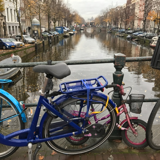 More bike parking