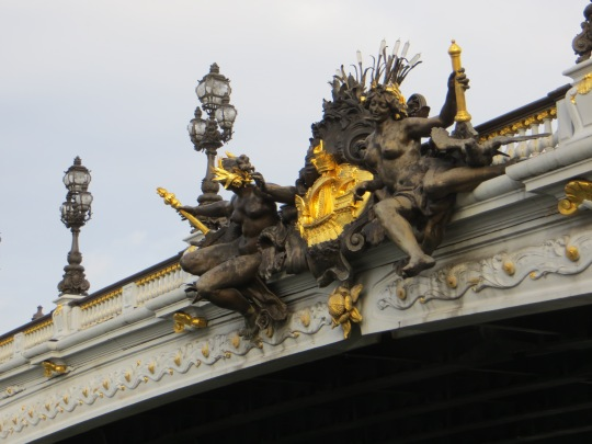 Bridge Ornamentation