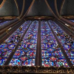 Spectacular Sainte-Chapelle