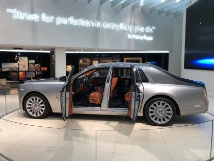 Big big Rolls - $400,000 Euros