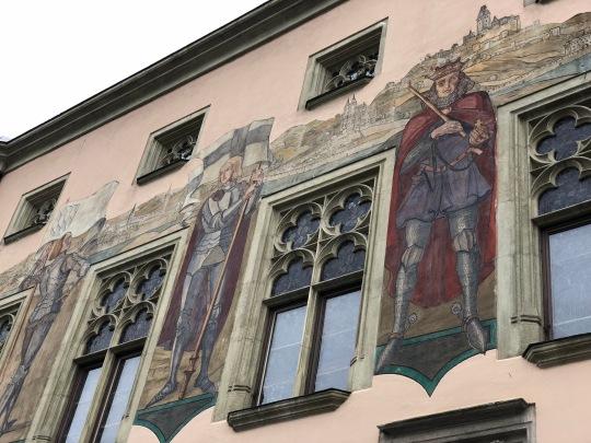 Historic mural