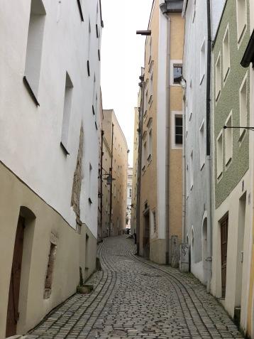 Passau alley
