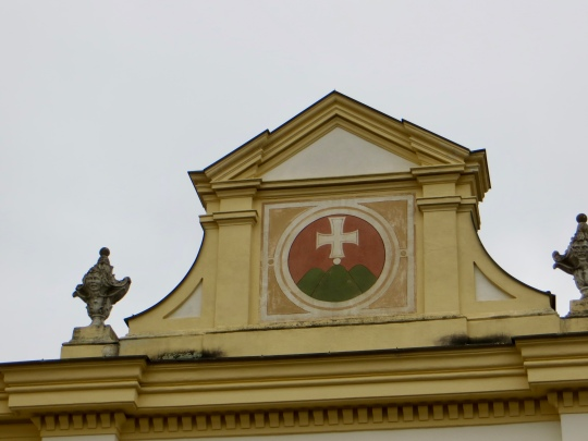 Symbol of the abbey