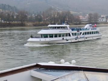 "Touring vessel ""austria princess"""