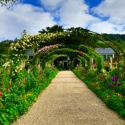 #TBT: Monet's Garden