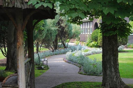 Gardens at the Conrad