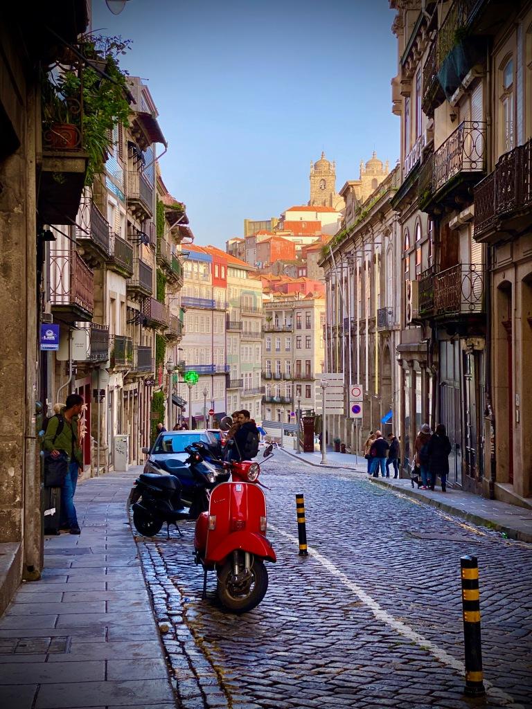 My favorite shot of Porto