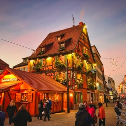 The Enchanting Village of Colmar
